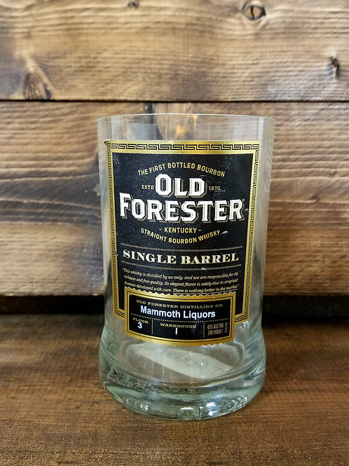 Upcycled Old Forester Single Barrel