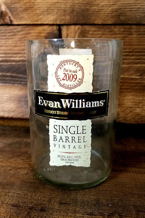 Upcycled Evan Williams Single Barrel