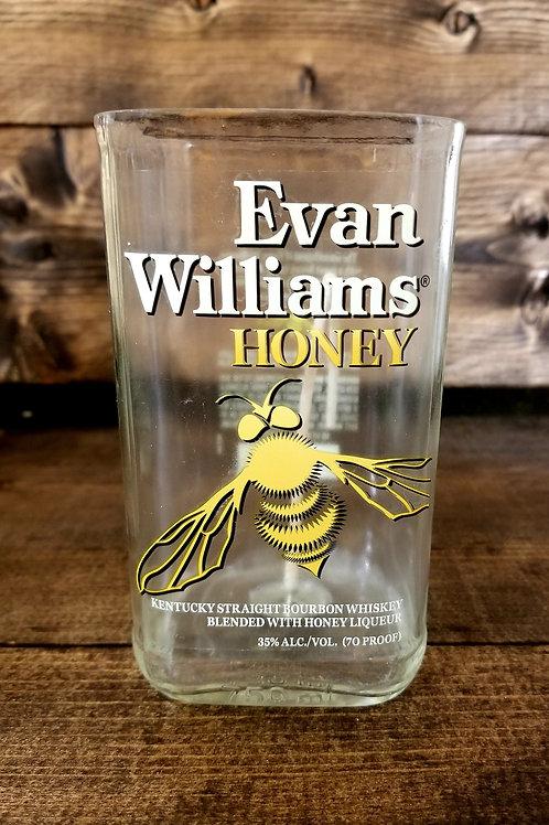 Upcycled Evan Williams Honey