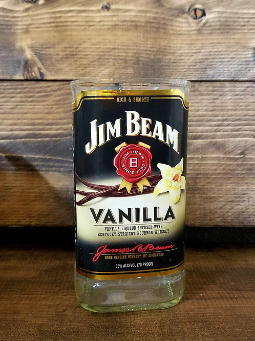 Upcycled Jim Beam Vanilla