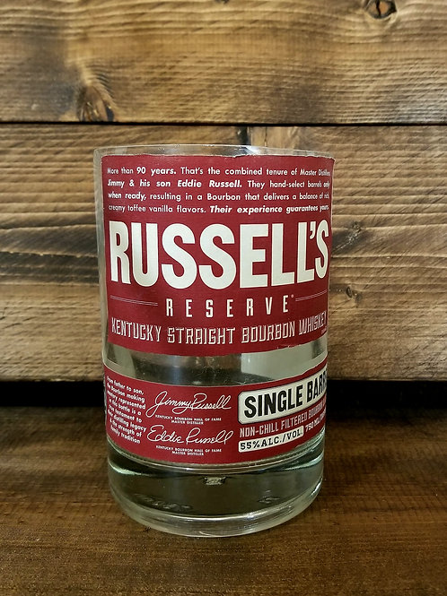 Upcycled Russell's Reserve Single Barrel