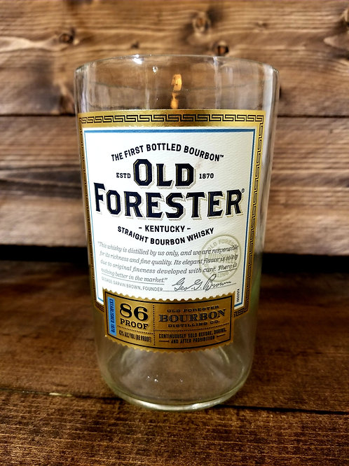Upcycled Old Forester 86 Proof