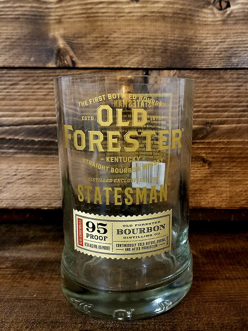 Upcycled Old Forester Statesmen