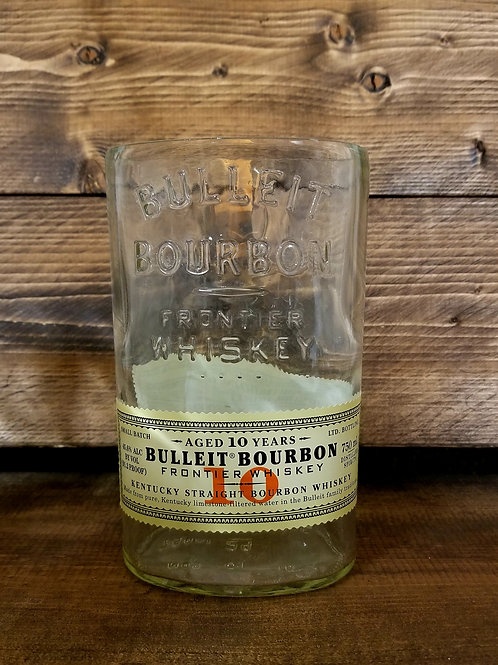 Upcycled Bulleit Bourbon Aged 10 Years
