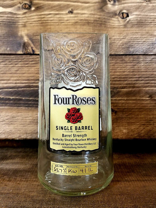 Upcycled Four Roses Single Barrel Barrel Strength