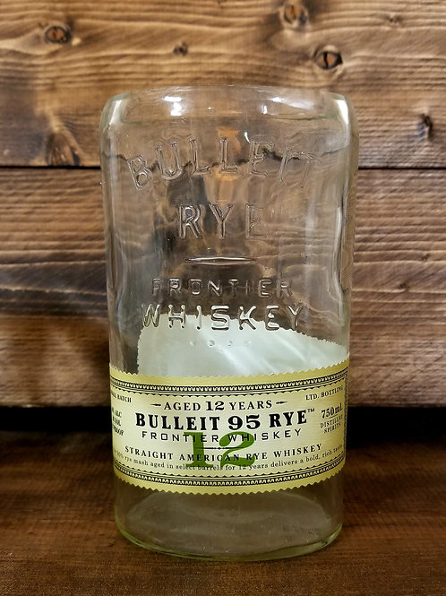 Upcycled Bulleit Bourbon Aged 12 Years Rye