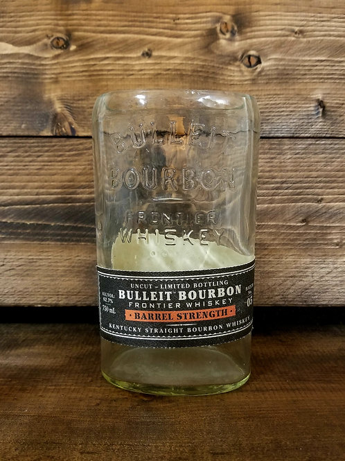 Upcycled Bulleit Bourbon Barrel Strength