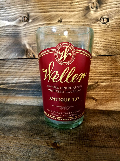 Upcycled Weller Antique 107