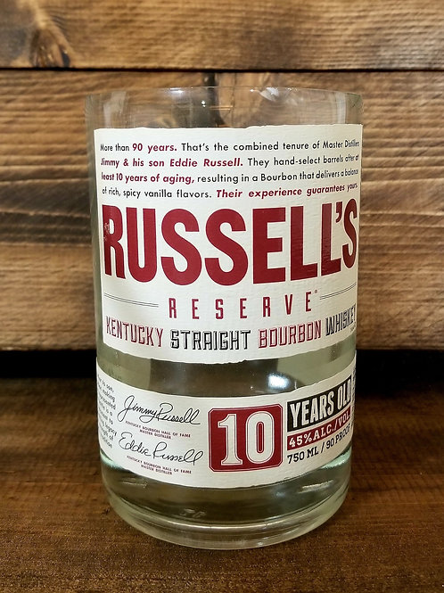 Upcycled Russell's Reserves 10 Year