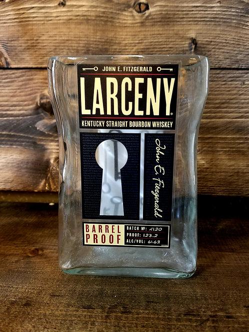 Upcycled Larceny Barrel Proof