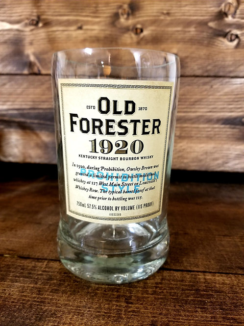 Upcycled Old Forester 1920