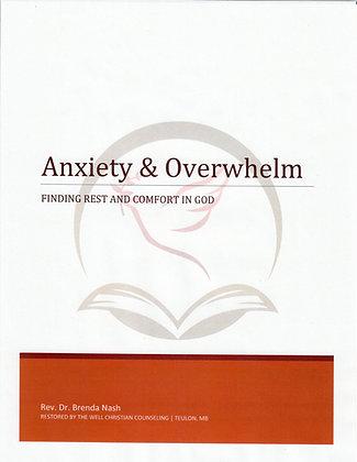 Anxiety & Overwhelm Bundle
