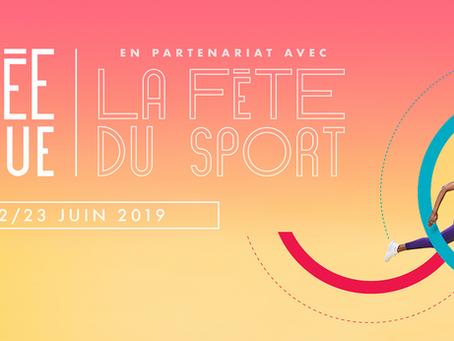 Journée de l'Olympisme et Fête du Sport 2019 Gravelines