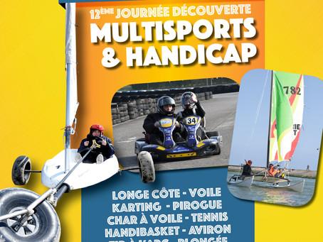 Journée Découverte Multisports & Handicap