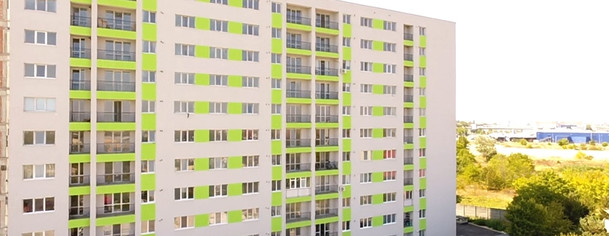 Proiect Green Residence Militari