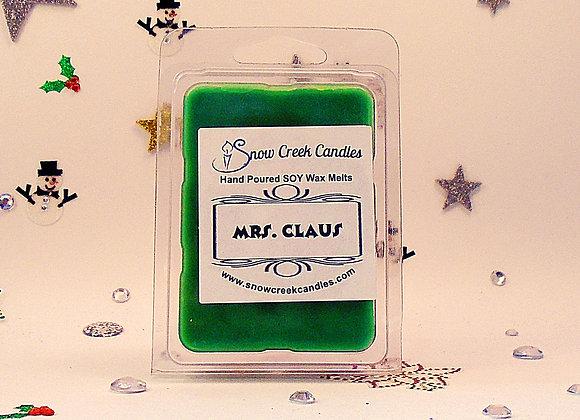 Mrs. Claus 6 pk. Wax Melts