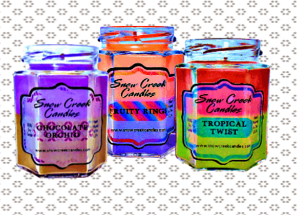 Bundle of Three (3) Candles