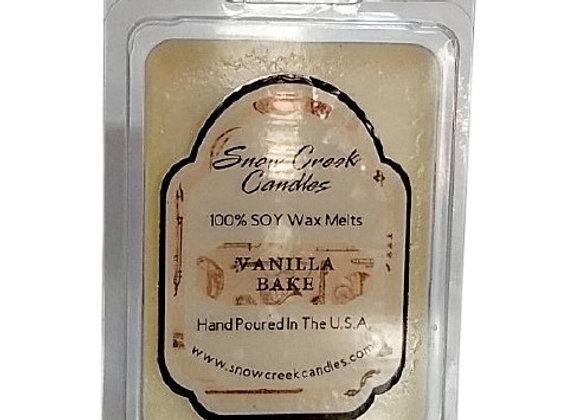 Vanilla Bake 6 pk. Wax Melts