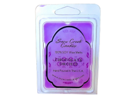 Chocolate Orchid Soy Wax Melts