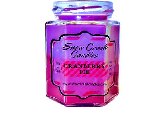 Cranberry Pie Soy Candle
