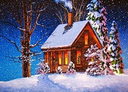 Christmas Cottage 6 pk. Wax Melts
