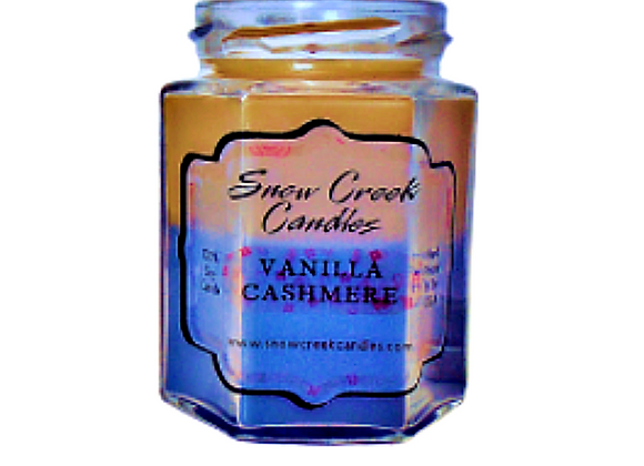 Vanilla Cashmere Soy Candle