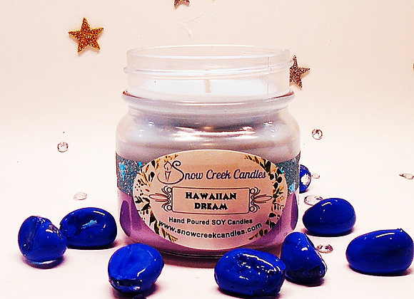 Hawaiian Dream 8 oz. Mason Jar Candle