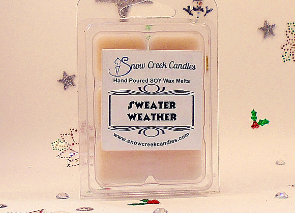 Sweater Weather 6 pk. Wax Melts