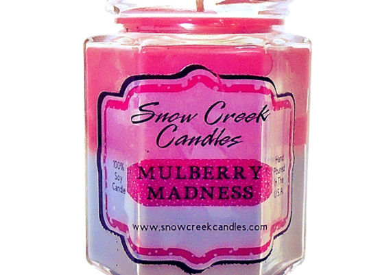 Mulberry Madness Soy Candle