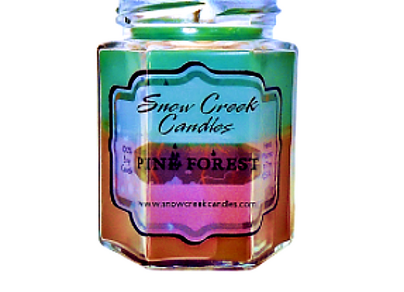 Pine Forest Soy Candle