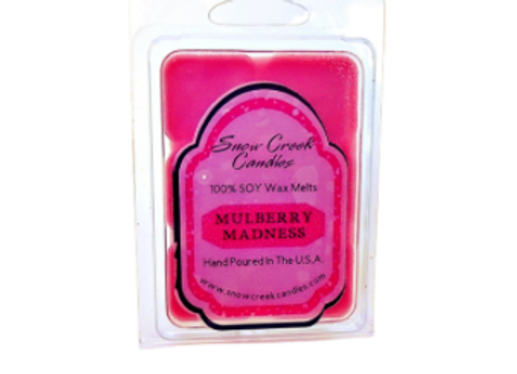 Mulberry Madness Soy Wax Melts