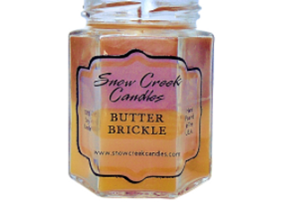 Butter Brickle Candle