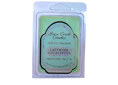 Lavender Eucalyptus Soy Wax Melts