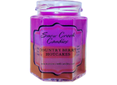 Country Berry Hotcakes Candle