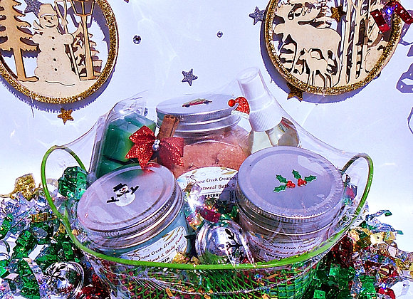 Seasonal Gift Basket - 5 Pc.