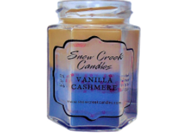 Vanilla Cashmere 8 oz. Mason Jar Candle