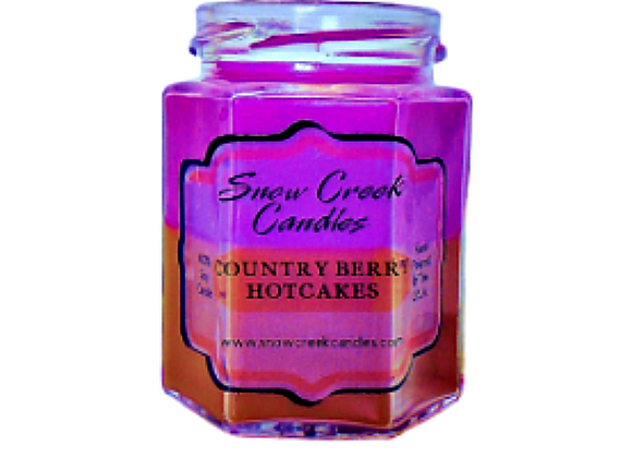 Country Berry Hotcakes Soy Candle