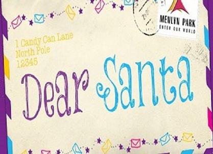 Dear Santa 8 oz. Mason Jar Candle