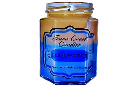 Cool Water (type) Soy Candle