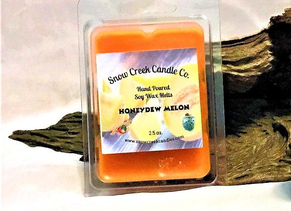 Honeydew Melon 6 pk. Wax Melts