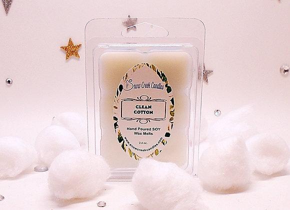 Clean Cotton 6 pk. Wax Melts