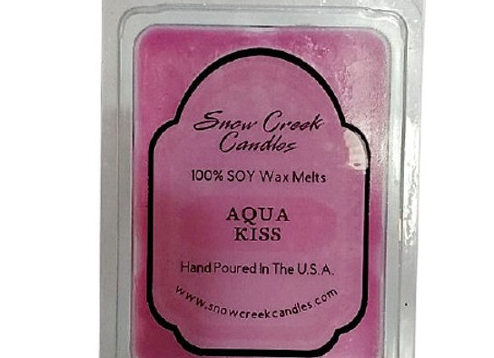 Aqua Kiss Soy Wax Melts
