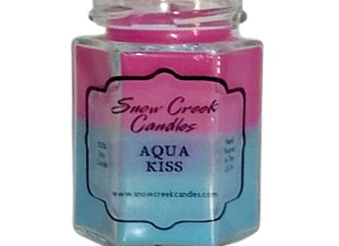 Aqua Kiss Soy Candle