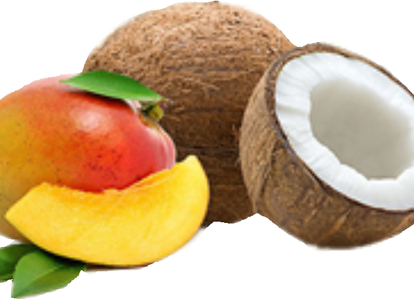 Coco-Mango Soy Candle