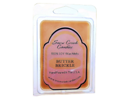 Butter Brickle Soy Wax Melts