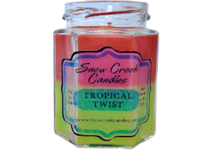Tropical Twist Candle