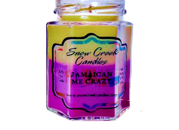 Jamaican Me Crazy Soy Candle