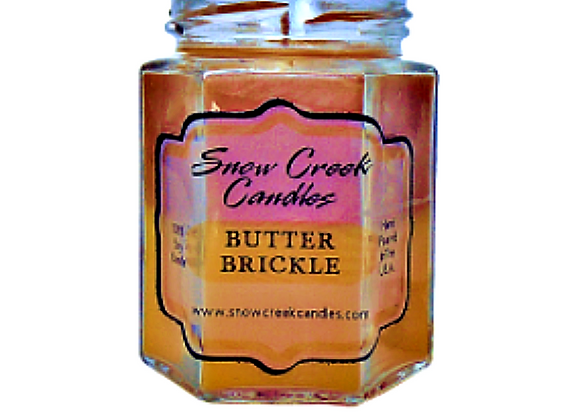 Butter Brickle Soy Candle
