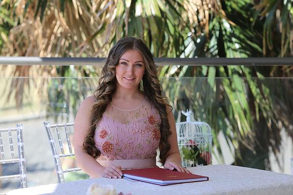 Anastasia Marriage Celebrant
