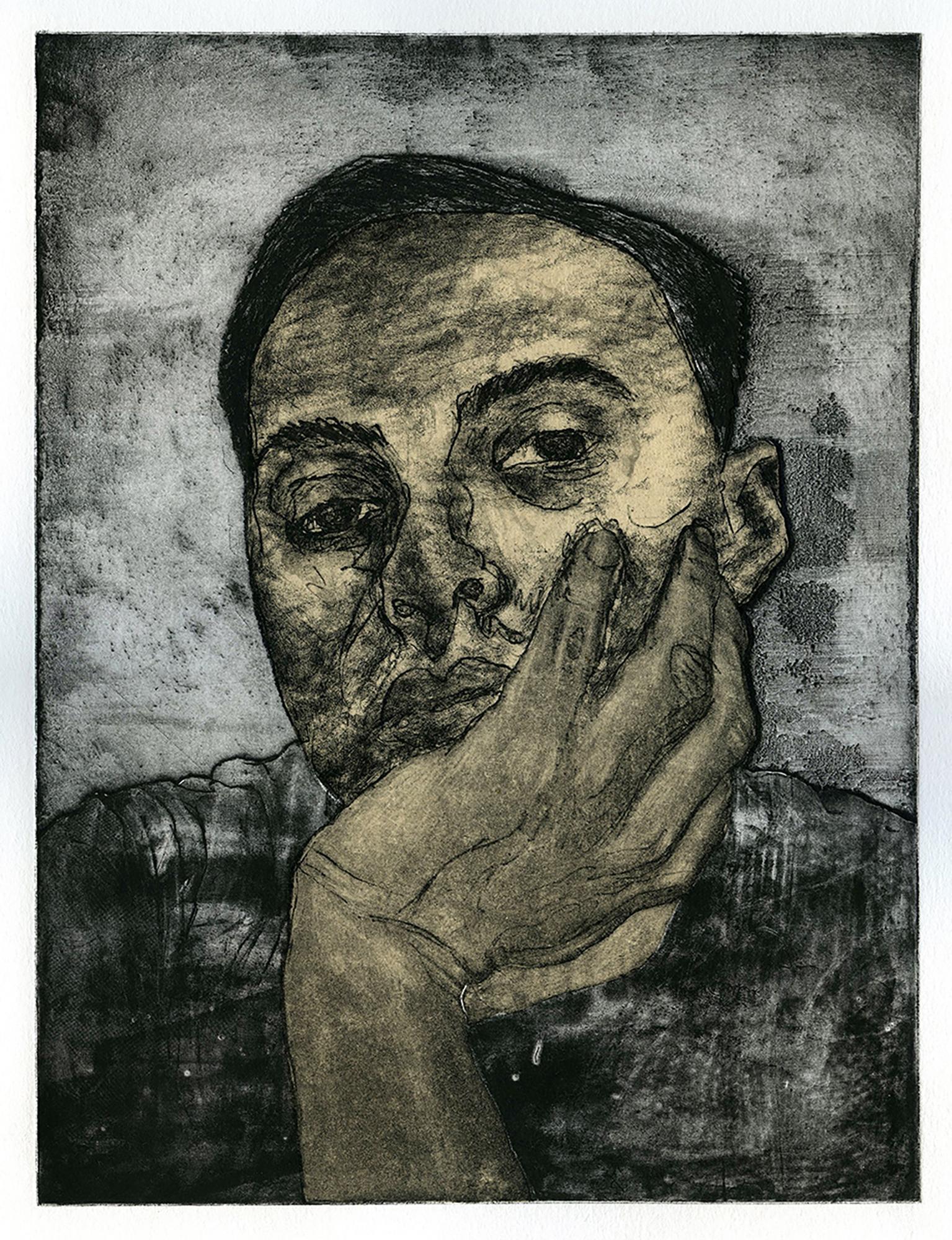 Self Portrait 1 (color)